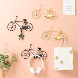 Patère vélo