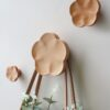 Patère fleur